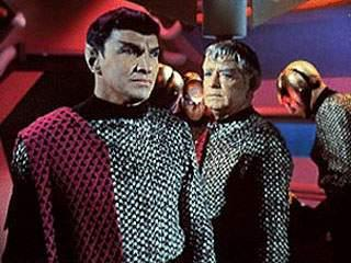 the 1st appearance of the Romulans