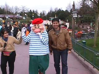 Disneyland Paris 3-19-99