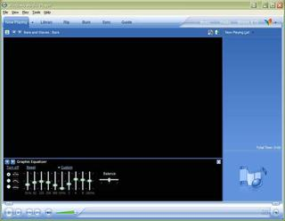 Window Media Player 10