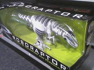 Roboraptor
