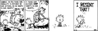 Calvin and Hobbes 10-13-94