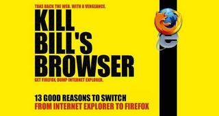 Kill Bill's Browser