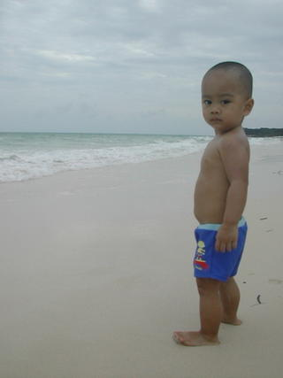 kalboy goes to Boracay