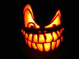 Happy Hallowe'en 2011!