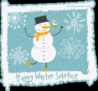 Happy Winter Solstice 2011!