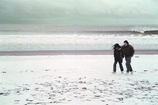 Snow in Mar del Plata 1