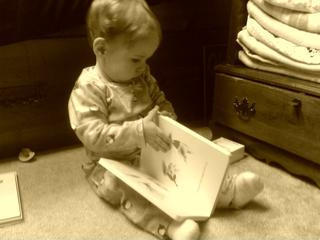 Livi Reading Olivia