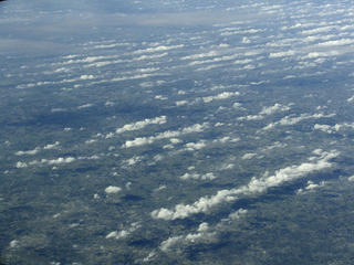Back to Siam: Somewhere over India, Parallel Clouds