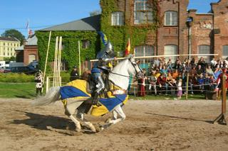 Jousting Tournament II