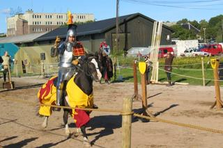 Jousting Tournament IV