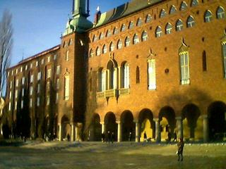 Stockholm - Stadshuset (City hall) - 1(5) - The se