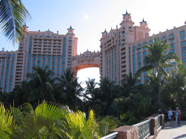 The ATLANTIS Resort & Casino, Paradise Island, Bahamas