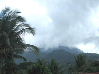View of Mt. Makiling