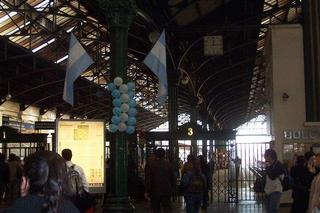 Estaci&oacute;n Retiro, Belgrano, 15 de junio