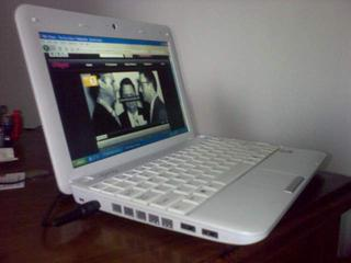 More on the netbook