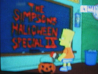 The Simpsons' Halloween Specials