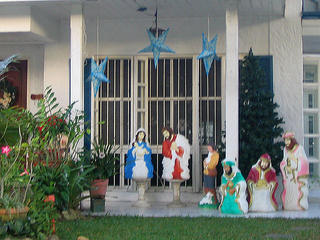 The Neighbors' Nativity Scene - 2