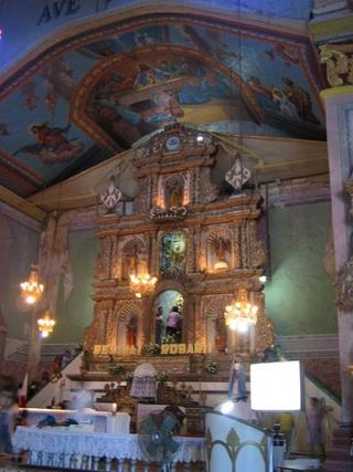 baclayon church, bohol