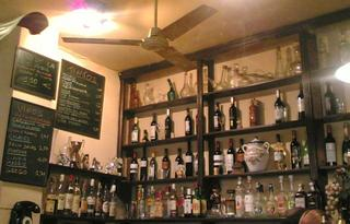 Bar La Copla. Madrid