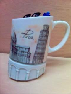 Cool memento from pisa.