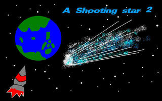 Joshua's shooting star