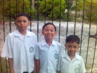 Start of the school year 2006-2007