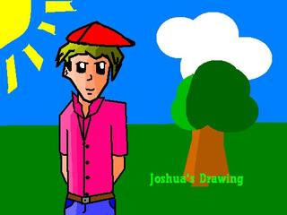 Josh's artwork