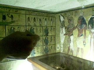 Tomb of Tut-ankh-Amün