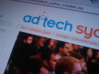"The ""other"" wrap-up for day one at ad:tech Sydney 2009...."
