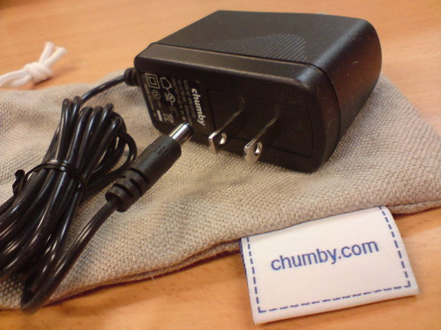 Chumby unboxing 6/9