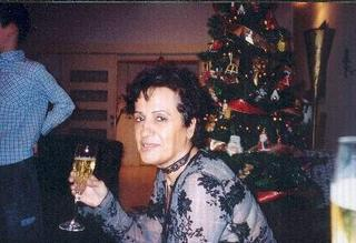 Mommy at christmas...
