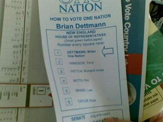 Election 07 - How to Vote