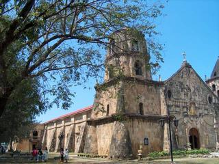 Church at Miagao
