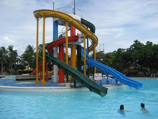 WATERSLIDE, ISLAND COVE, CAVITE