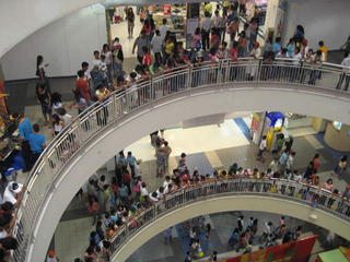 SUNDAY AFTERNOON AT THE MALL, SM BACOOR
