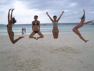 JUMP FOR JOY