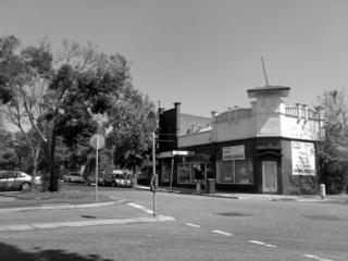 Old shop in Armadale