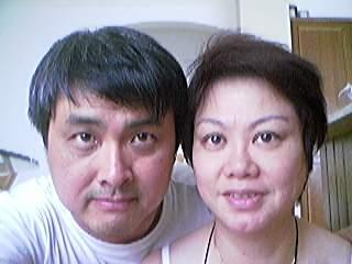 Me and Bee Hua