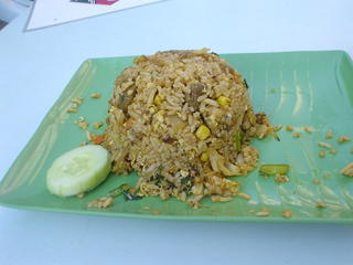 Nasi Goreng Kambing!