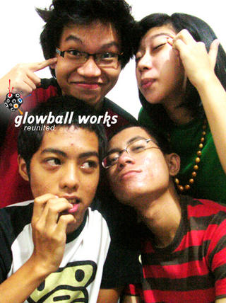 GLOWBALL WORKS | REUNITED II