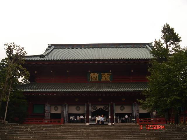 Temples in Nikko