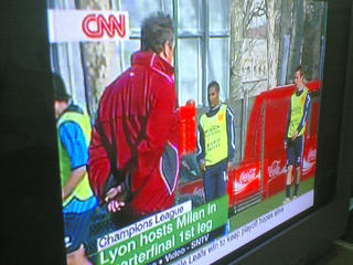 Lyon on CNN