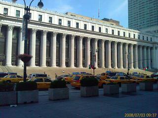 New York post office
